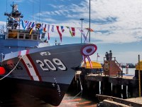New Offshore Patrol Vessels for Peruvian Coast Guard