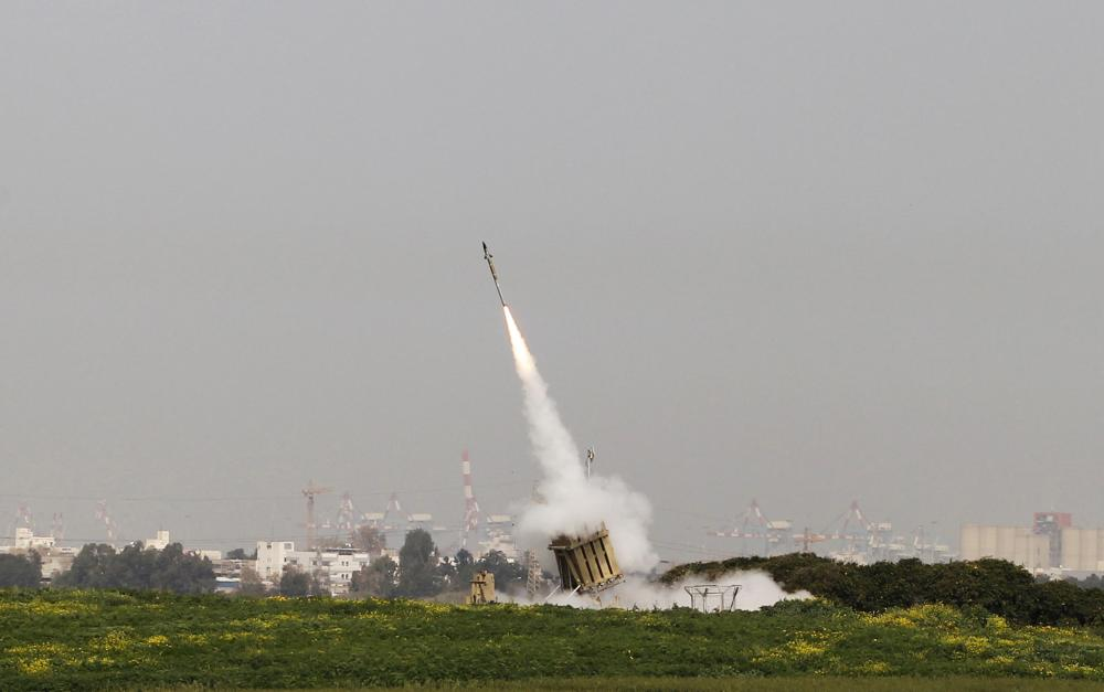 Raytheon and Rafael Sign Agreement to Produce US-based Iron Dome Production Facility