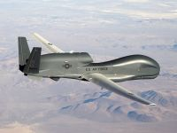 Russian MiG-31 Fighters to Intercept US RQ-4A Global Hawk Drone Over Sea of Chukotsk