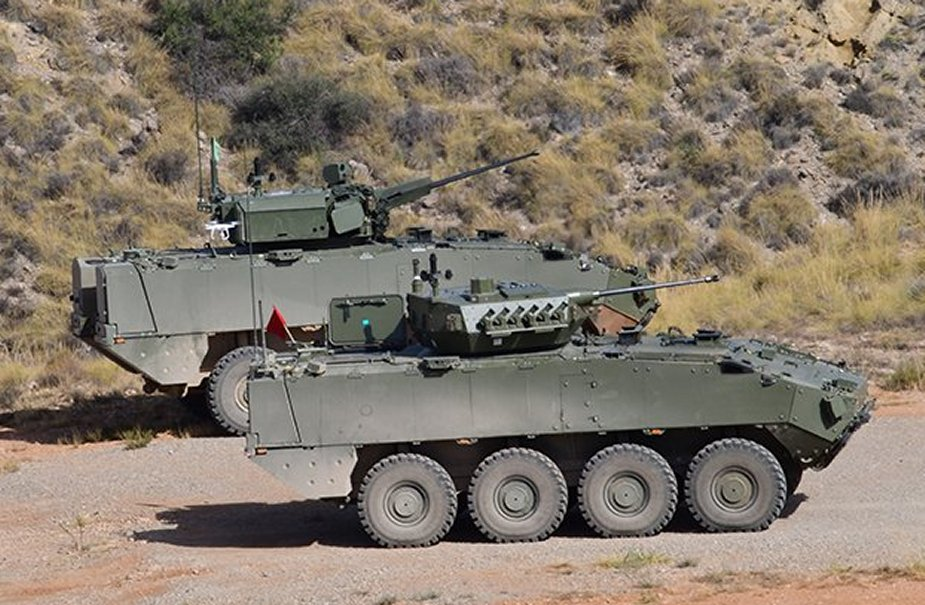 Shooting Tests Successfully Concluded with VCR 8×8 Dragon Wheeled Combat Vehicle
