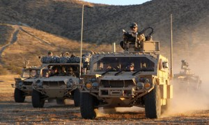 US Special Ops Command Extends Contract for Ground Mobility Vehicle
