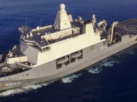 Royal Netherlands Navy HNLMS Karel Doorman