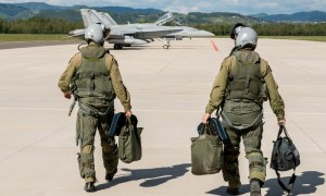 Canadian Armed Forces Begins NATO Air Policing Mission in Romania