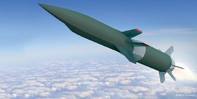 DARPA Completes Key Milestone on Hypersonic Air-breathing Weapons Program