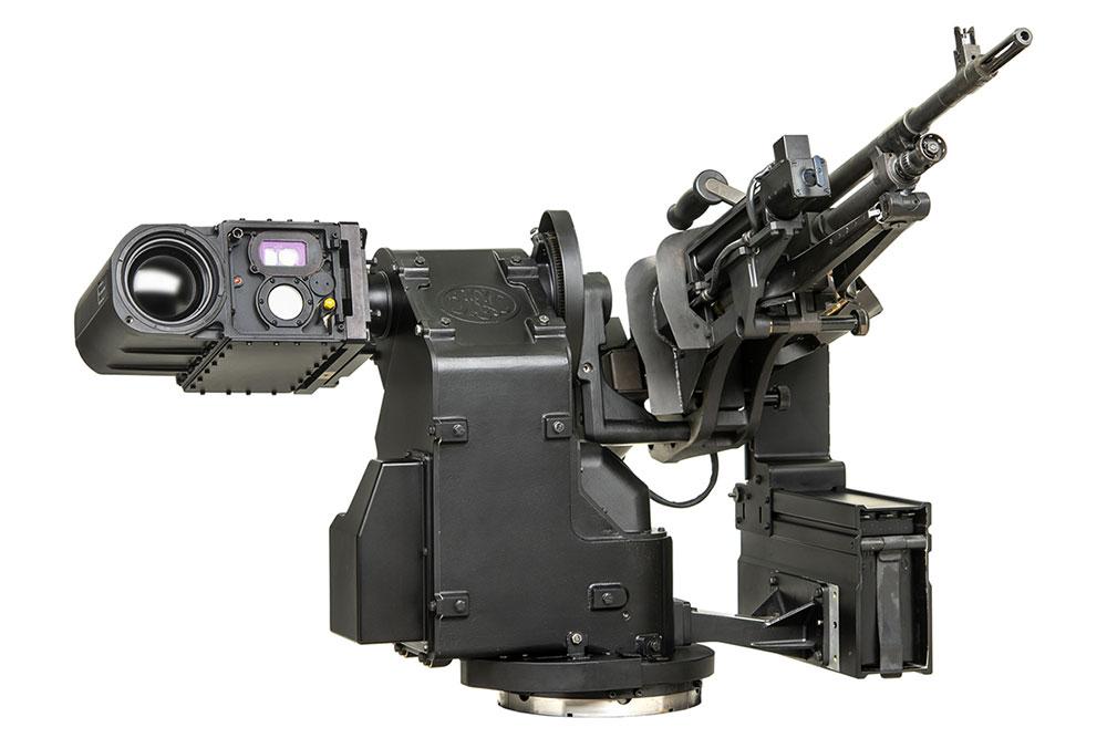 FN Herstal deFNder Remote Weapon Stations