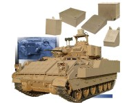 General Dynamics Awarded $19 Million for Bradley Fighting Vehicle Reactive Armor Side Skirts