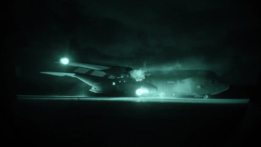 Night Ops During Valiant Shield 2020