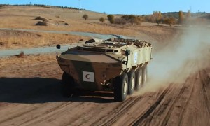 PARS III 8x8 Armored Medical Evacuation (AME)
