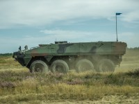 Rosomak-S Wheeled Armored Personnel Carrier