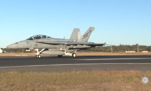 Royal Australian Air Force F/A-18F - Aircraft Arrestor System