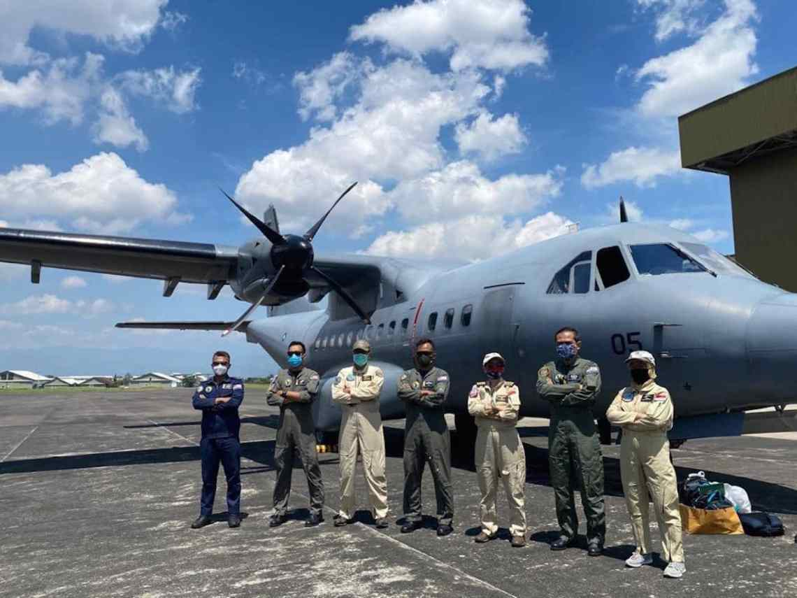 Royal Malaysian Air Force to Convert CN-235 Airlifters to Maritime Surveillance Aircraft