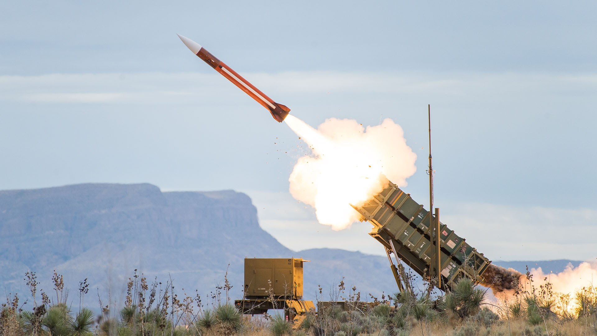US State Department Clears $2.2 Billion Sale of Patriot Configuration-3+ to Switzerland