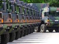 Bundeswehr to Receive 1,000 New High-mobility Trucks