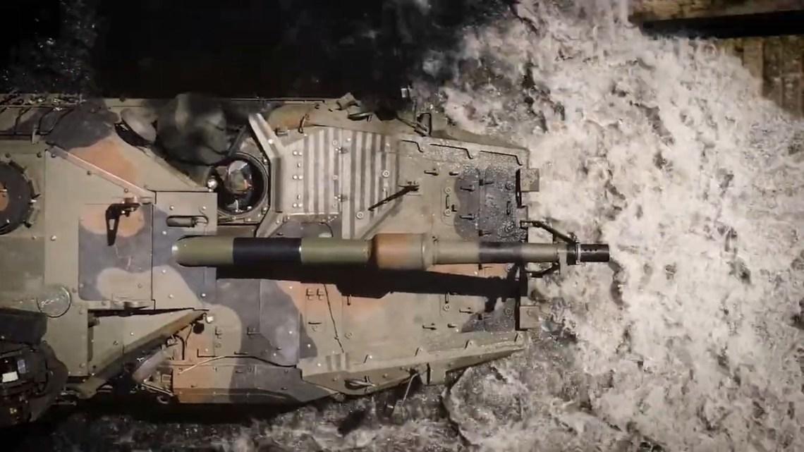 Centauro II 120 mm Main Gun System (MGS)