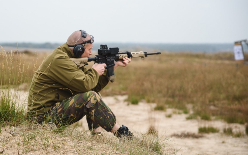 Dutch Army Tests Smart Shooter's SMASH Fire Control System