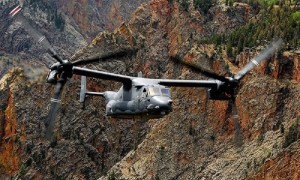 Elbit USA Wins $35 Million to Support US Navy V-22 Aircraft