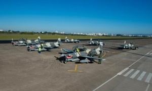 Embraer Delivers Six A-29 Super Tucano Counter-Insurgency Aircraft to the Philippine Air Force
