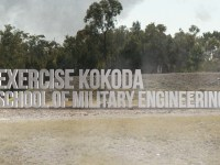 Exercise Kokoda, School of Military Engineering