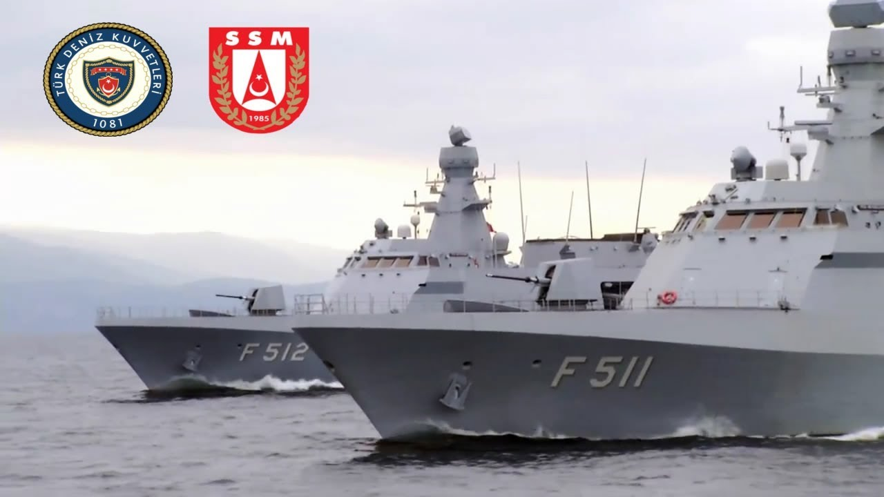 GE Marine to Supply LM2500 Gas Turbines for Pakistan Navy's MILGEM Corvettes
