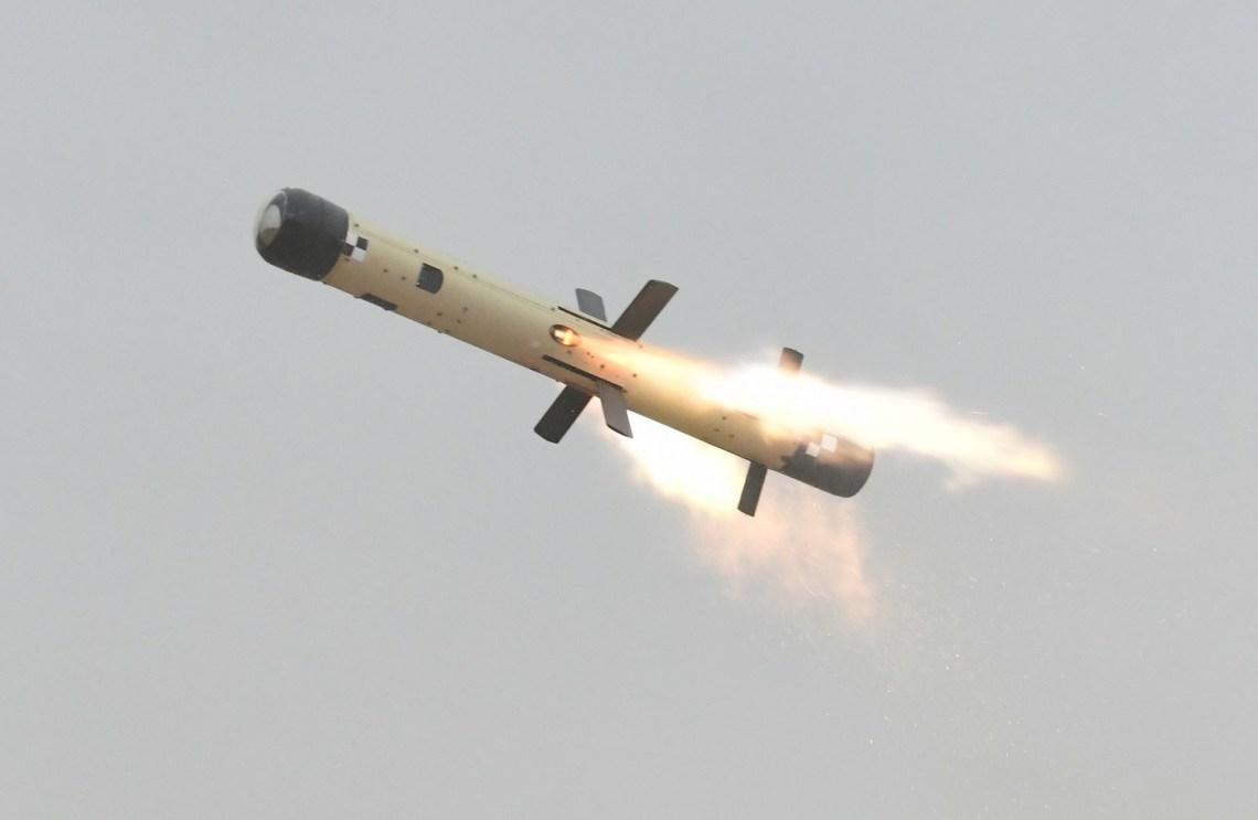 Rafael Advanced Defense System SPIKE LR2