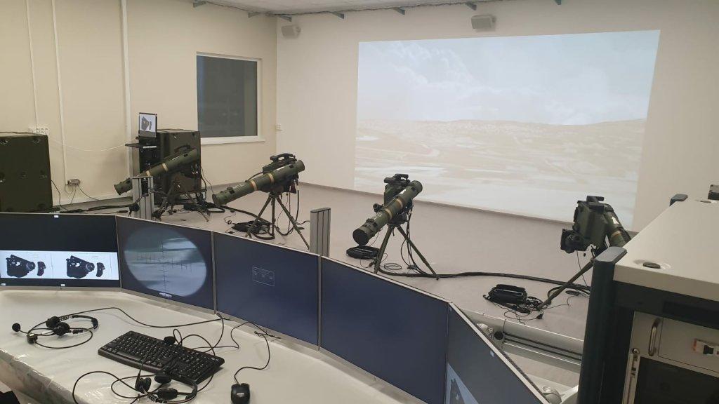 Latvian STT (SPIKE Team Trainer) training facility