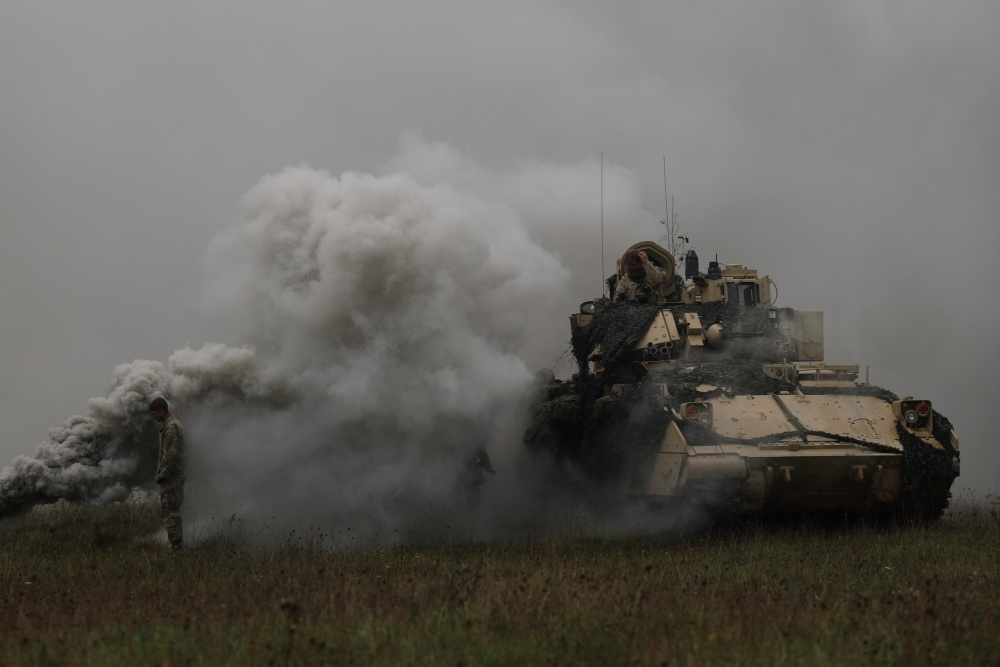 Multinational Forces Strengthen Interoperability at Combined Resolve XIV