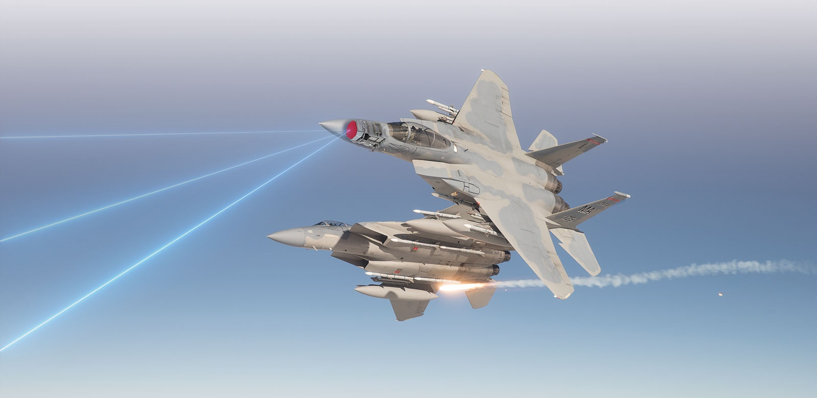 Raytheon Intelligence & Space to Produce Radar for Boeing F-15EX