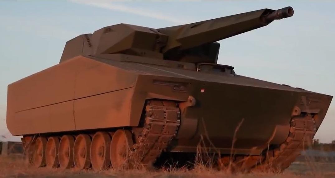 Rheinmetall Lynx KF41 Performs in Hungary