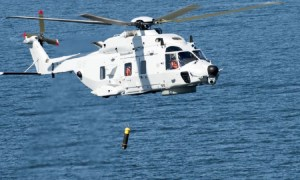 Swedish Defence Materiel Administration Orders Saab Mission System for NH90 Helicopter