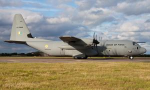 US Approves $90M Sale of C-130J Support to Indian Air Force