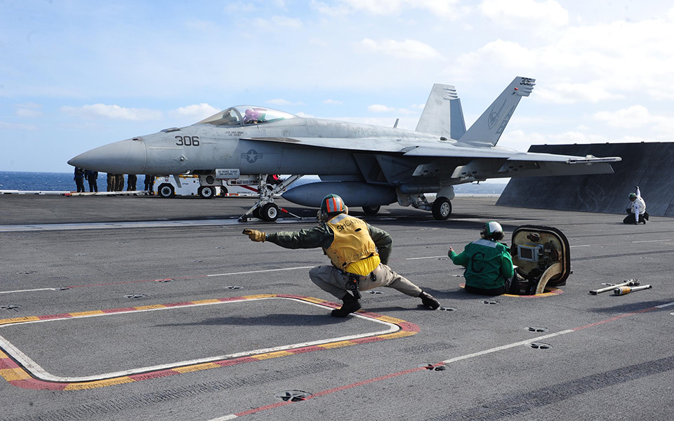 US State Department Clears Sale of 18E/F Super Hornet to Switzerland