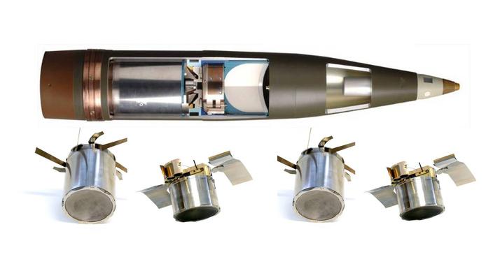 Bofors 155mm BONUS Munition