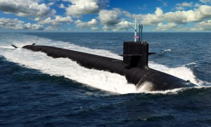 General Dynamics Electric Boat (GDEB) Columbia Class