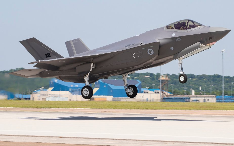 Hellenic Air Force to Take Over F-35As Initially Intended for Turkish Air Force