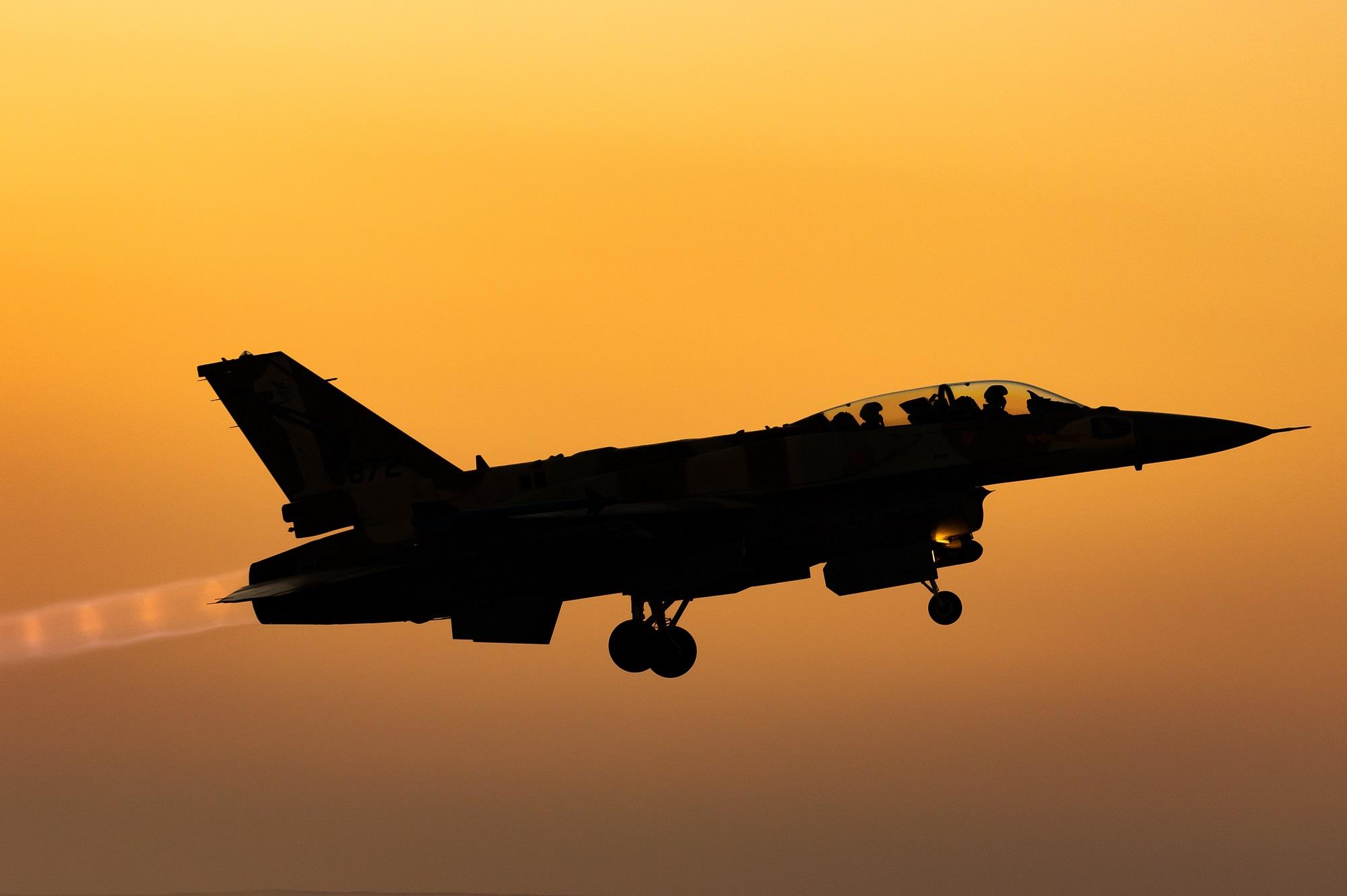 Israeli Air Force Helps Train Cyprus Air Defenses