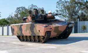 Australian Lynx KF41 Infantry Fighting Vehicle