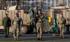 NATO's Allied Rapid Reaction Corps Declared Combat Ready