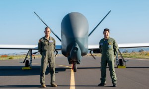 Northrop Grumman Enhances Alliance Ground Surveillance with Delivery of Fifth NATO RQ-4D Phoenix