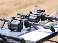 Rheinmetall Denel Munition 40mm Medium-Velocity Ammunition