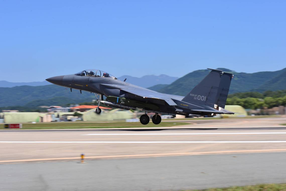 South Korea is one of the main operators of the Taurus KEPD cruise missile, which it has fitted to its F-15K Slam Eagle fighters, and manufacturer Taurus Systems is looking for a South Korean partner to develop new variants.