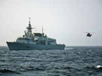 Royal Canadian Navy Halifax-class