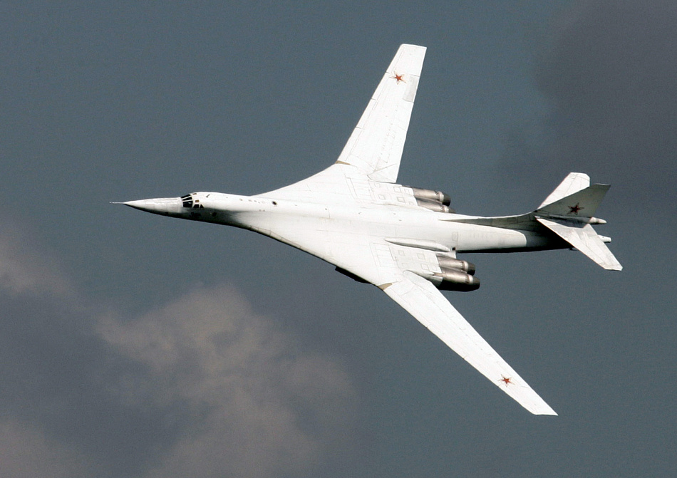 Tupolev Tu-160M Heavy Strategic Bomber