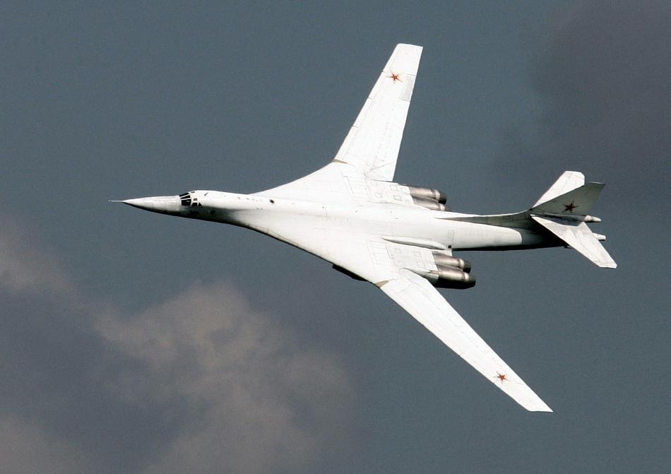 Tupolev Tu-160M Heavy Strategic Bomber