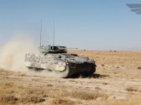 Tulpar Infantry Fighting Vehicle Firing Tests