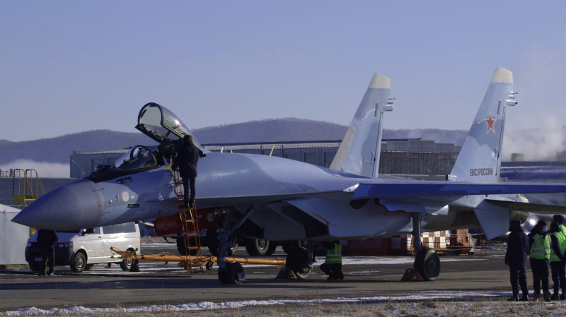 UAC Completes Delivery of 50 Su-35S Fighters to Russian Air Force