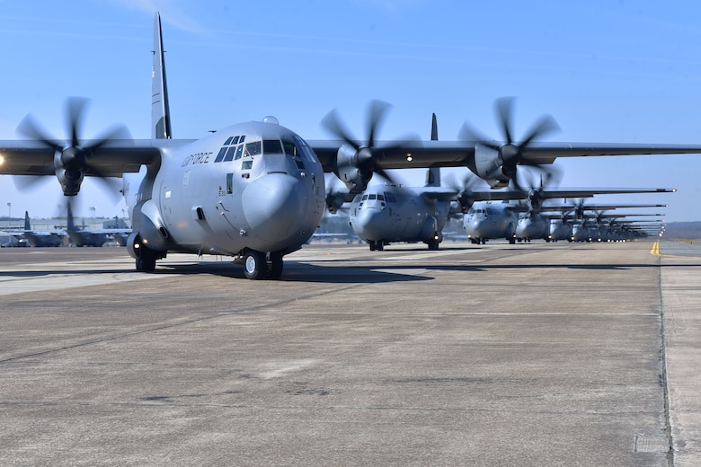 US Air Force Selects Next C-130J Locations