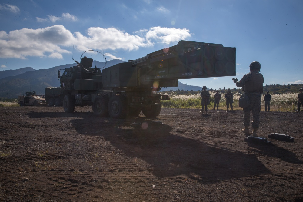 US Army Celebrates Production of 500th HIMARS