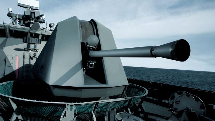 BAE Systems Bofors 57 Mk3 Naval Gun