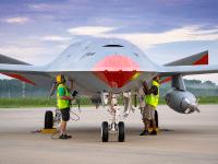 Boeing MQ-25 Stingray unmanned aerial refueler