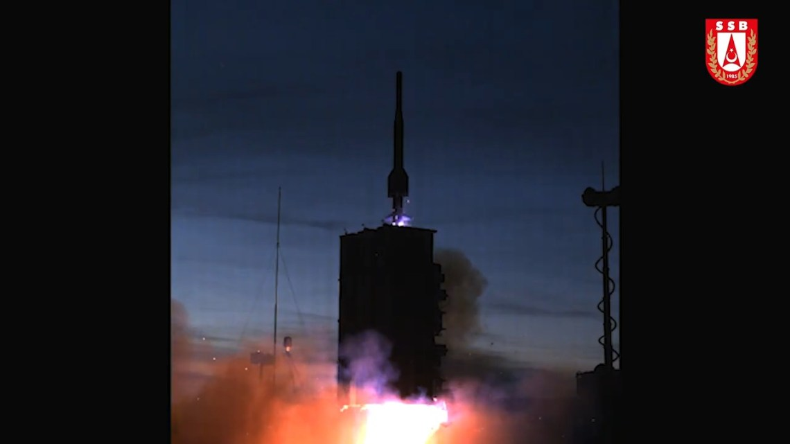 HISAR-A+ Low Altitude Air Defence System Passes Acceptance Test